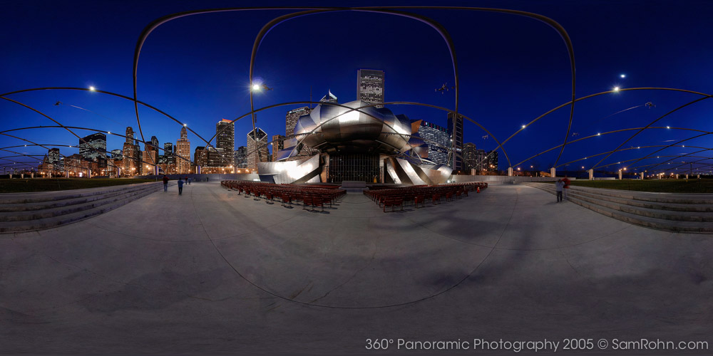 Pritzker-Pavilion-Chicago-panorama