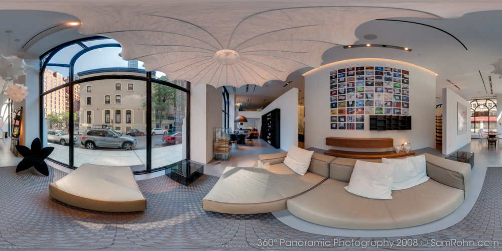 Sam rohn 360 vr panoramic photography virtual tours for Domus design center