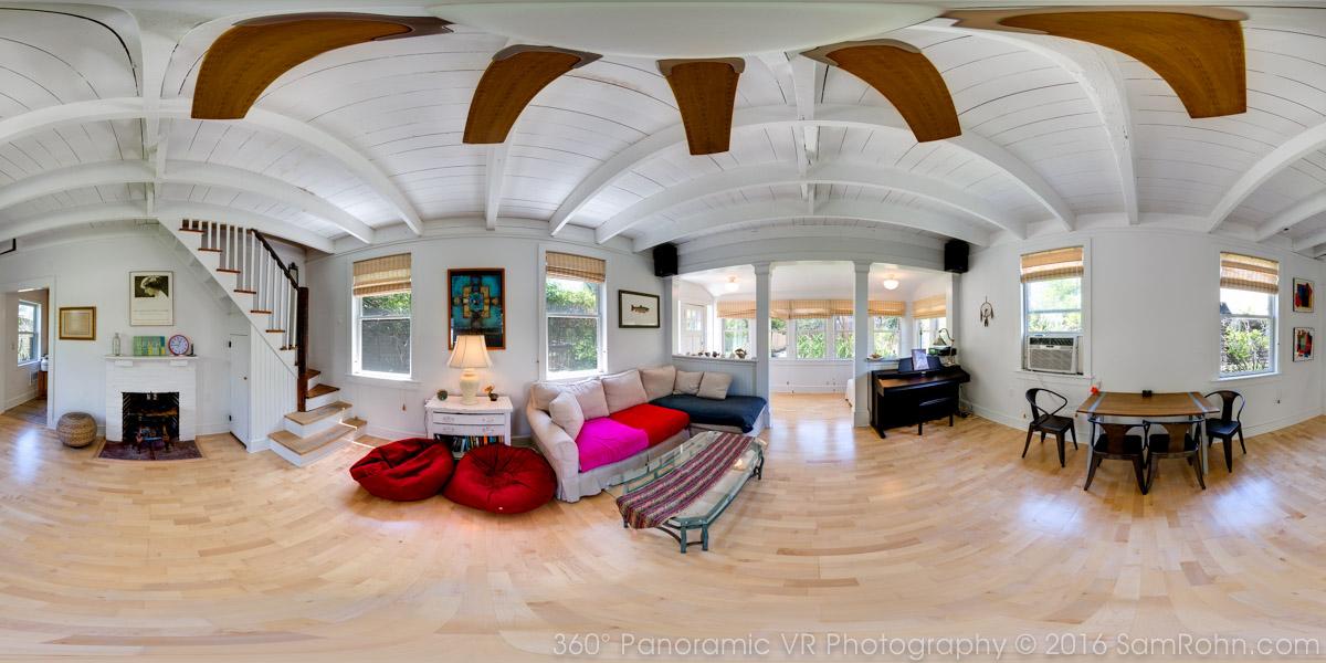Fire Island Beach House 360 Virtual Tour