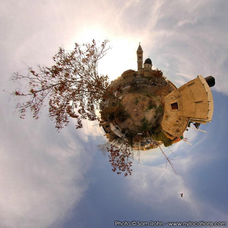 Planet Jerusalem :: Sam Rohn 360° Photography